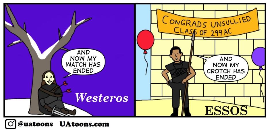 Westeros Essos Facebook